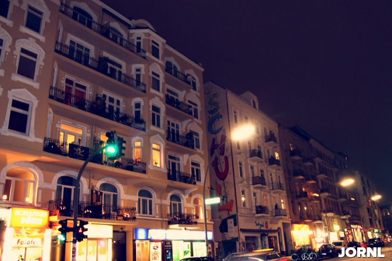 Район Sternschanze, фото: Денис Цой