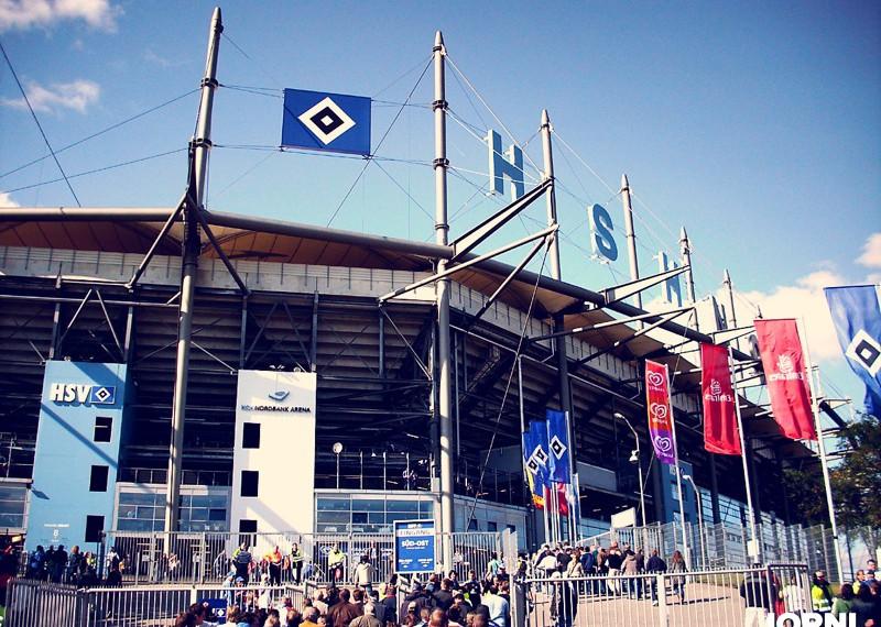 Imtech-Arena, фото: Денис Цой