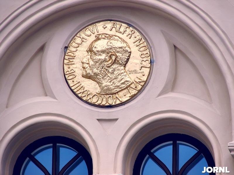 Nobel prize center