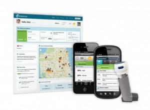 Ингалятор и приложения для смартфонов и ПК, фото: propellerhealth.com