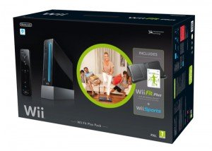 Nintendo Wii + Wii Fit Plus (около 299€), фото: nintendo.com