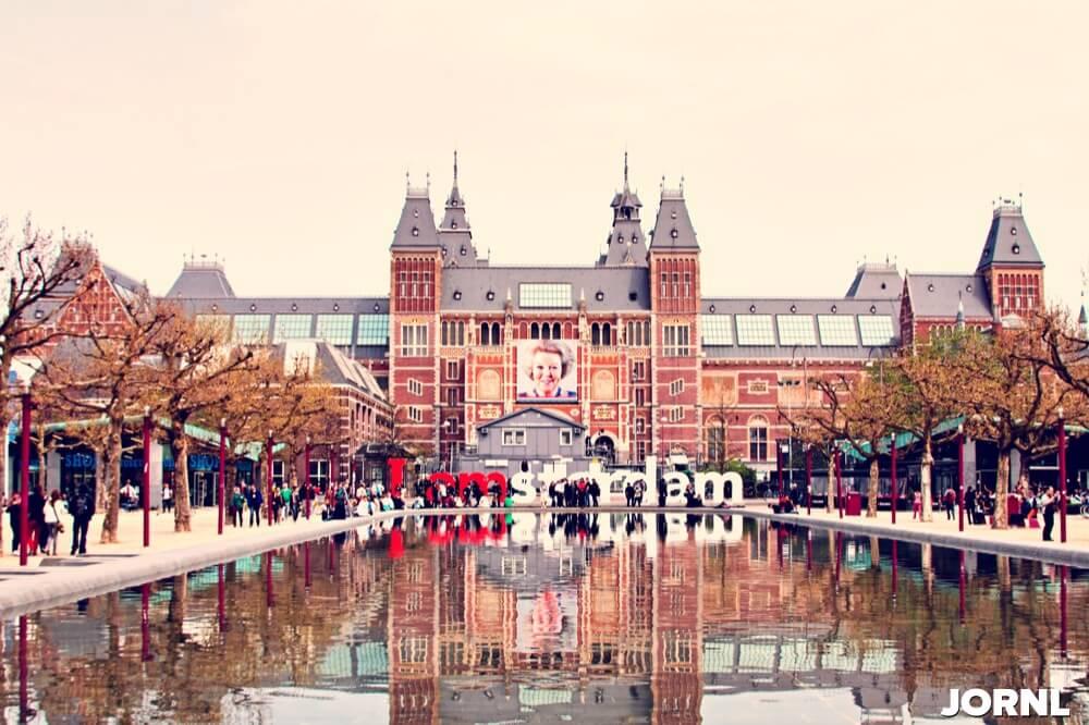 Государственный музей (Rijksmuseum)