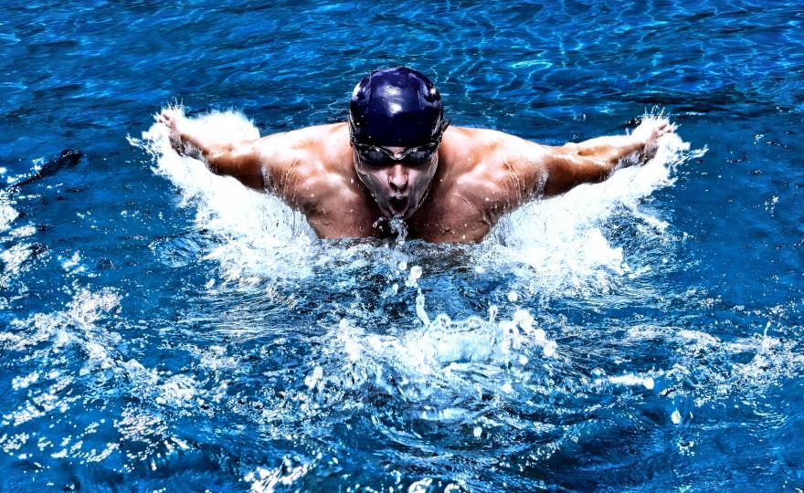 Плавание для красивого и здорового тела