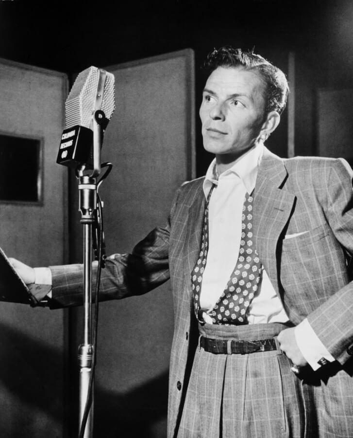 Frank Sinatra, Фрэнк Синатра