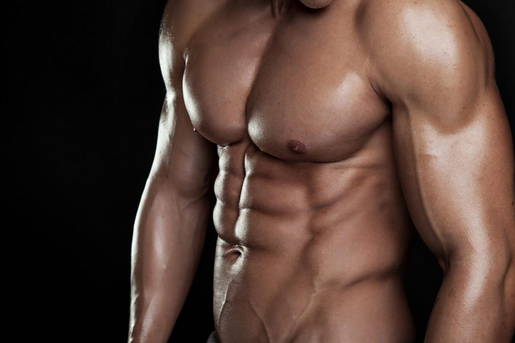 Фото мужского пресса, мышцы живота, кубика