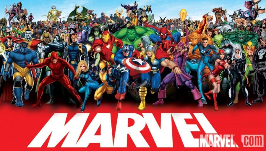 Marvel герои