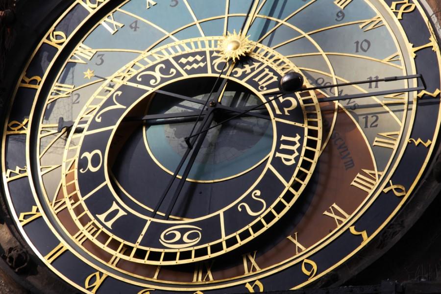 Астрономические часы на Староместской площади