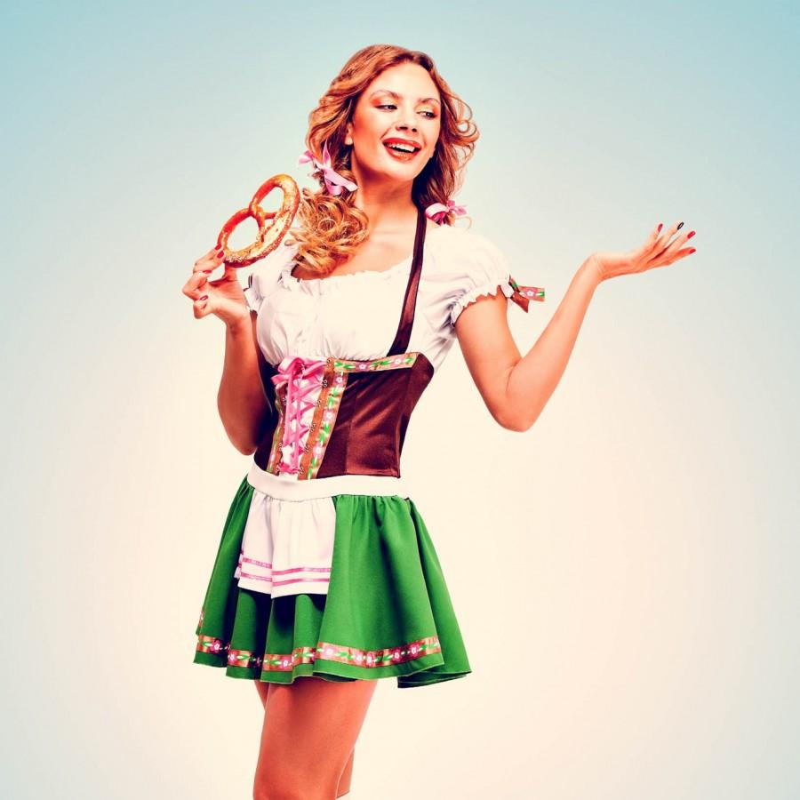 Красивая немка