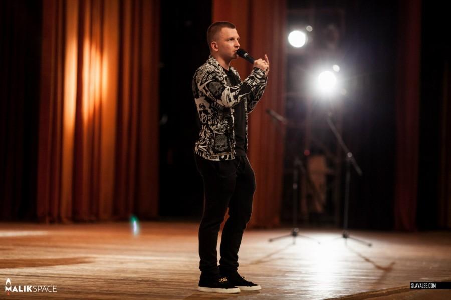 Первая мужская конференция, Павел Курьянов